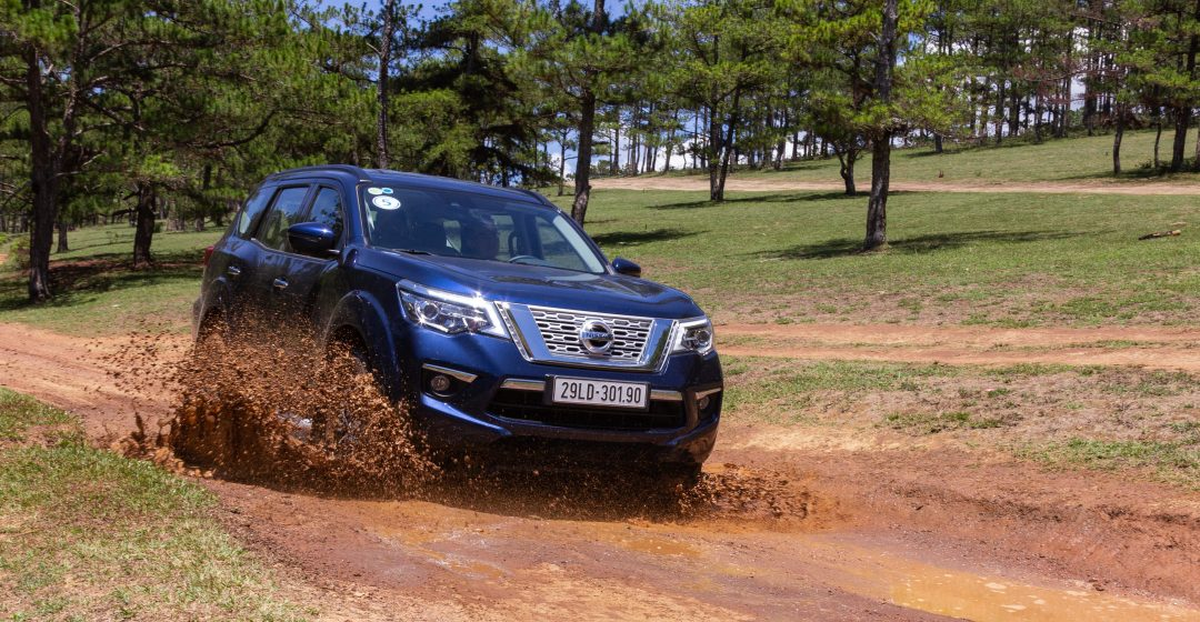 Nissan Terra – Quái Vật Với Trái Tim Nhỏ Bé?