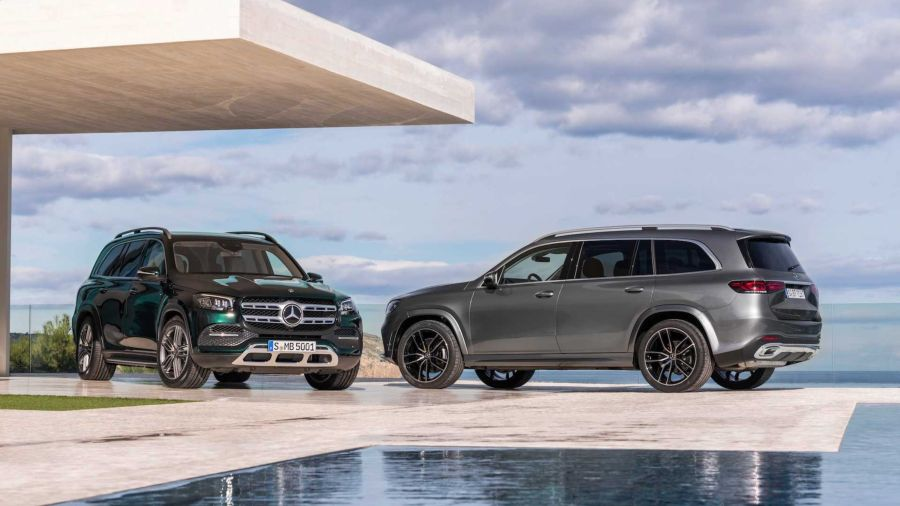 Chi tiết SUV hạng sang cỡ lớn Mercedes-Benz GLS thế hệ mới