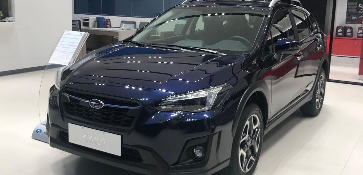 Subaru khuyến mãi đặc biệt XV chỉ còn 1,413 tỷ đồng, tặng kèm body kit cá tính