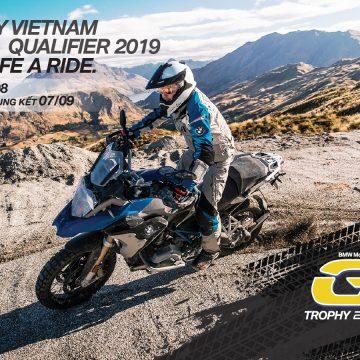 BMW MOTORRAD lần đầu tổ chức vòng loại GS Trophy Việt Nam.