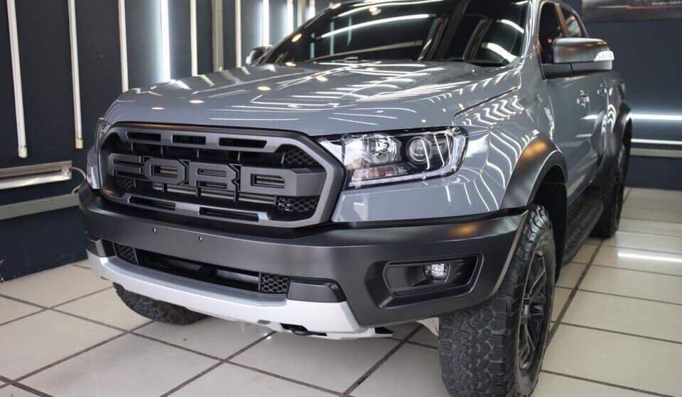 Siêu chiến binh off-road – Ranger Raptor quá xứng đáng với mức giá 1,198 tỷ đồng.