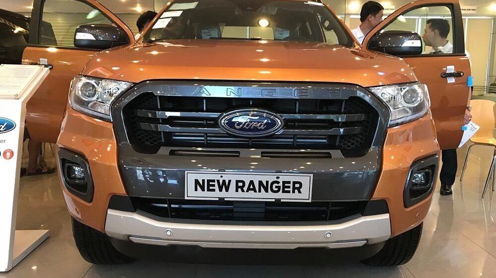Sở hữu dòng bán tải Ford Ranger mạnh mẽ đầy phong cách, chỉ từ 616 triệu đồng.