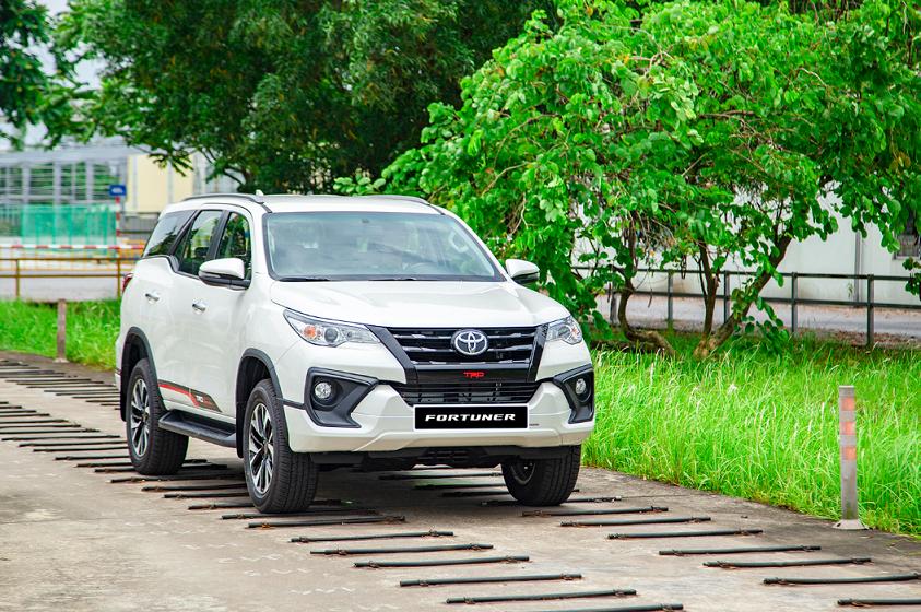 Toyota Việt Nam tiếp tục đồng hành cùng Giải Đua Xe Ô Tô Địa Hình Việt Nam 2019.