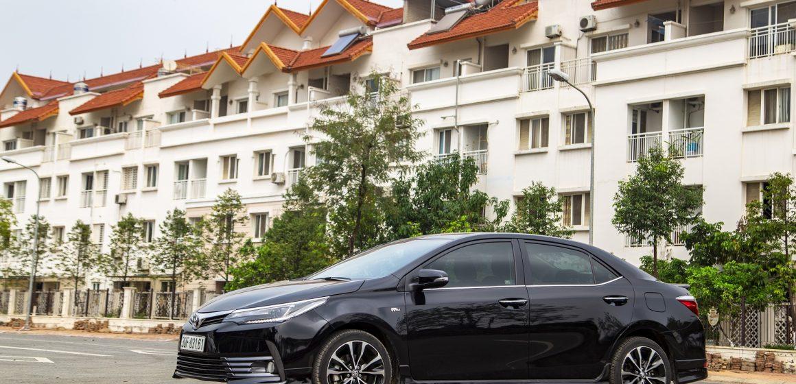 Toyota triển khai chương trình ưu đãi dành cho  Khách hàng mua xe Corolla Altis, Fortuner và Innova.