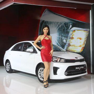THACO giới thiệu KIA Soluto – Tân binh trong phân khúc sedan hạng B.