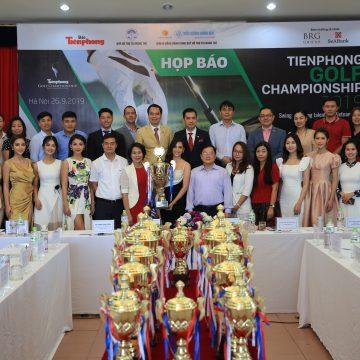 """Toyota Việt Nam tiếp tục đồng hành cùng giải golf """"Vì Tài Năng Trẻ Việt Nam 2019""""."""