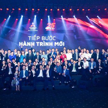 Nhân kỷ niệm 25 năm có mặt tại thị trường Việt, Mitsubishi Motors thông báo tin vui: Sẽ lắp ráp Xpander tại Việt Nam vào văm 2020.