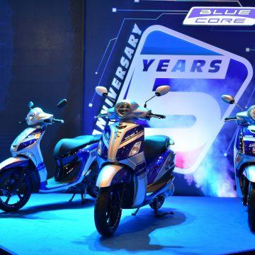 """Hành trình Yamaha Asean Blue Core Touring  """"Tiết kiệm xăng – Tăng sức mạnh"""""""