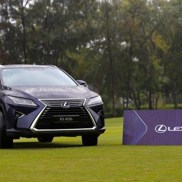 Giải Golf Lexus Cup 2019. Trải nghiệm phong cách sống hạng sang.