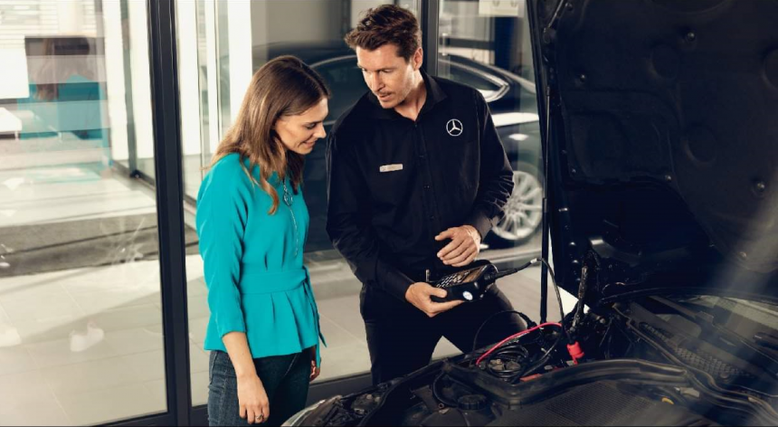 Chương trình ưu đãi tri ân khách hàng của Mercedes-Benz Việt Nam.