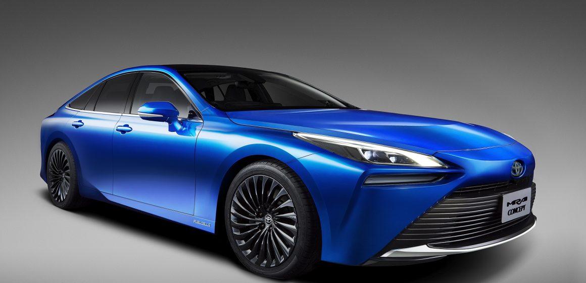 Toyota sẽ ra mắt mẫu xe ý tưởng Mirai thế hệ tiếp theo tại Triển lãm ô tô Tokyo 2019