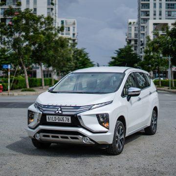 Mitsubishi Motors Việt Nam thông báo triệu hồi mẫu xe Xpander để kiểm tra và thay thế bơm xăng.