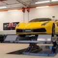 Trung tâm Dịch vụ Bảo dưỡng Ferrari đầu tiên tại Việt Nam chính thức khai trương.