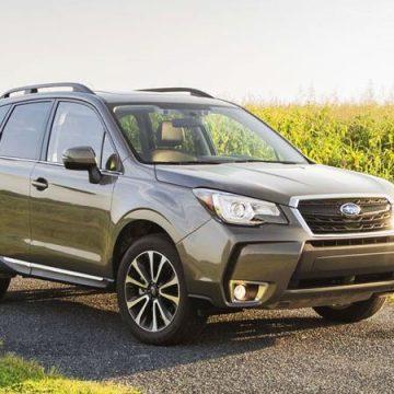 Subaru triệu hồi xe kiểm tra lực siết đai ốc lắp ống xả phía trước.