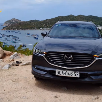 Mazda CX-8 là lựa chọn tốt trong phân khúc SUV 7 chỗ 1,4 tỷ đồng?