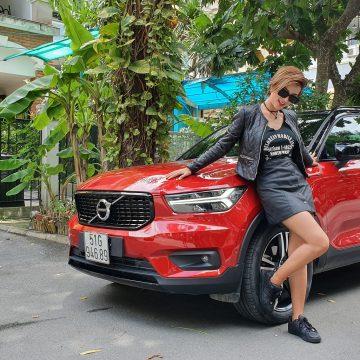 Diễn viên Kim Tuyến nói gì khi trải nghiệm xế sang Thụy Điển – Volvo XC40