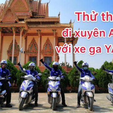 PHƯỢT gần 900 km từ TP.HCM sang BANGKOK. ASEAN BLUE CORE TOURING: TIẾT KIỆM XĂNG – TĂNG SỨC MẠNH.