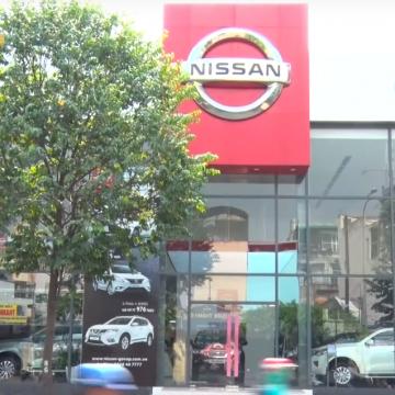 Dạo quanh một vòng showroom Nissan Gò Vấp. Showroom 3S chính hãng của Nissan tại Hồ Chí Minh.