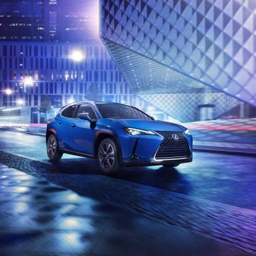 Ra mắt toàn cầu mẫu xe điện Lexus đầu tiên UX300e – Sản phẩm đầu tiên trong chiến lược phát triển dòng xe điện của Lexus.