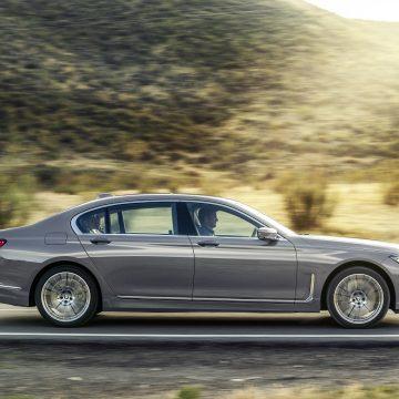 THACO sẽ ra mắt BMW Series 7 bản nâng cấp vào cuối tháng 11.