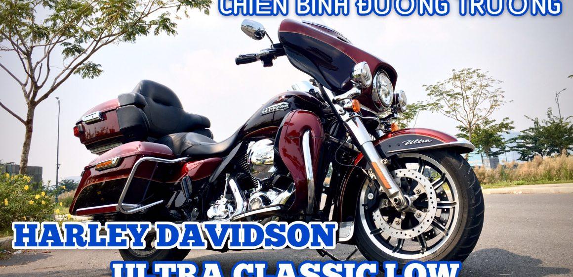 Đánh giá Harley-Davidson Ultra Classic Low – chiếc xe dành cho những hành trình.