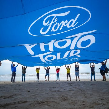 """Ford Photo Tour 2019 """"Đầm Phá Miền Trung"""""""