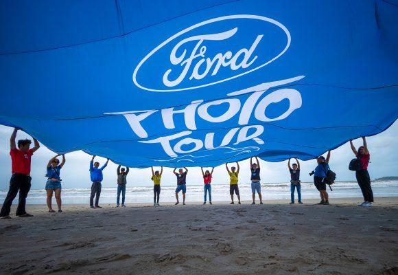 """Ford Photo Tour 2019 """"Đầm Phá Miền Trung"""" – Sân chơi mới gắn kết chủ xe Ford chung niềm đam mê."""