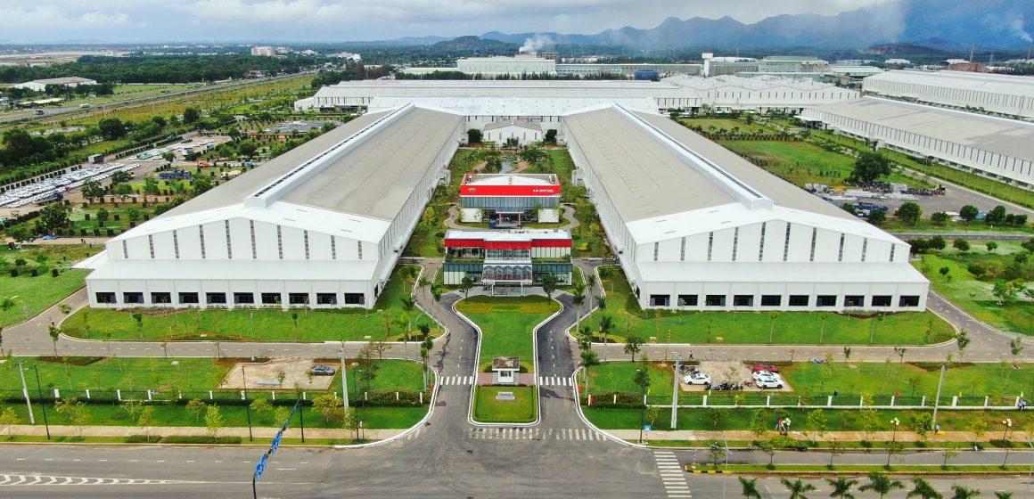 Thaco xuất khẩu 120 xe du lịch Kia sang Myanmar.