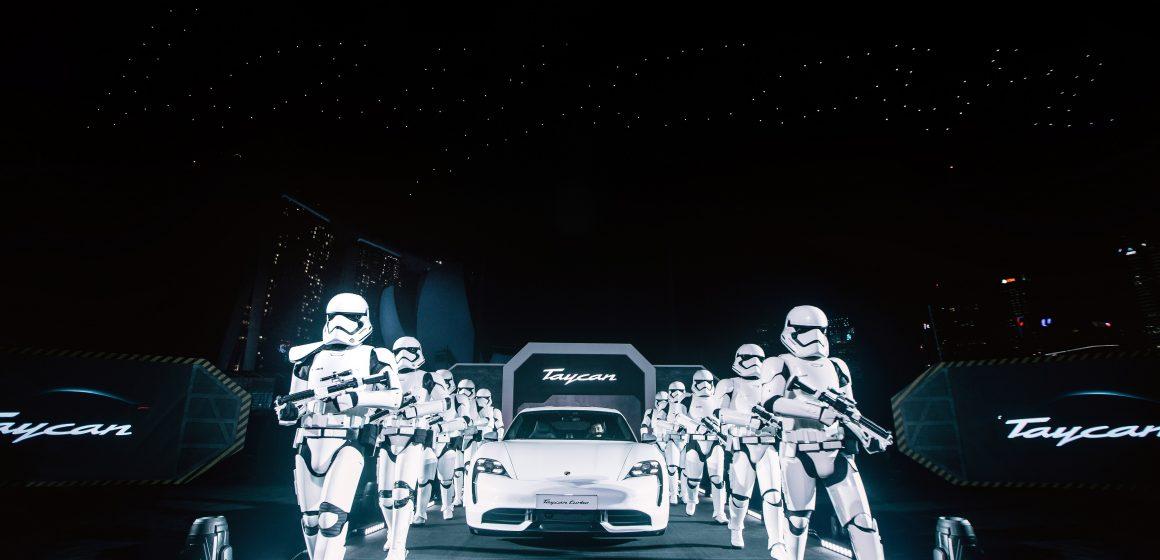 Porsche ra mắt dòng xe Taycan tại Châu Á – Thái Bình Dương.