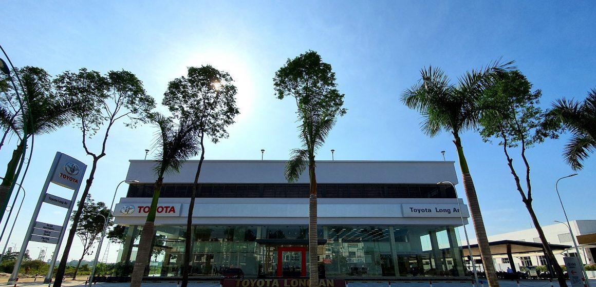 Toyota Việt Nam  ra mắt Toyota Long An.
