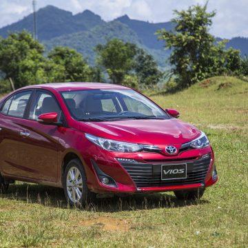 Toyota Việt Nam công bố doanh số tháng 11/2019.