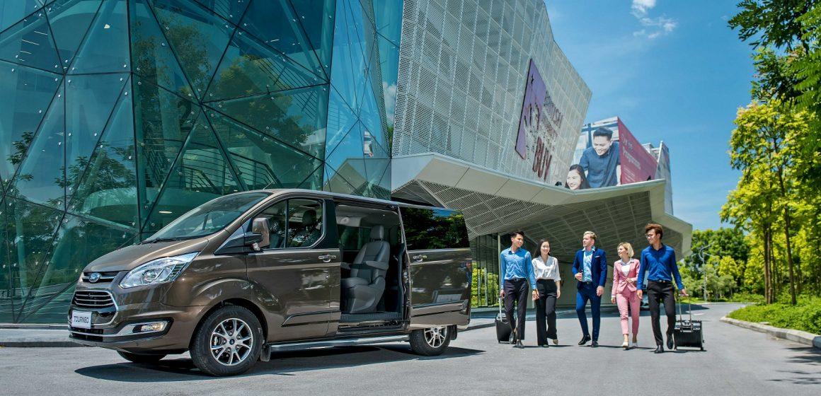 Ford Việt Nam đạt kỷ lục bán hàng 2019