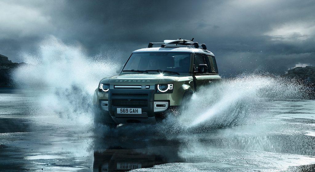 Phú Thái Mobility chính thức công bố giá bán tiêu chuẩn của Defender mới.