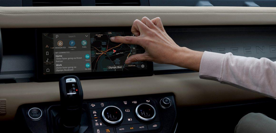 Land Rover defender mới ra mắt mẫu eSIM kép kết nối đầu tiên trên thế giới tại CES 2020