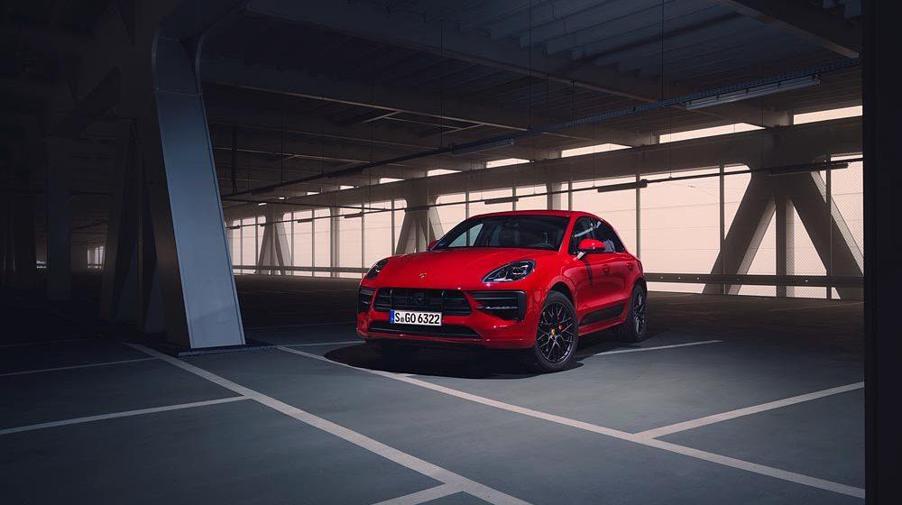 Mẫu GTS mới của gia đình Porsche: Mẫu xe Macan thể thao nhất.