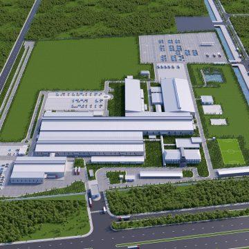 Ford Việt Nam công bố gói 82 triệu USD đầu tư mở rộng nhà máy Hải Dương.