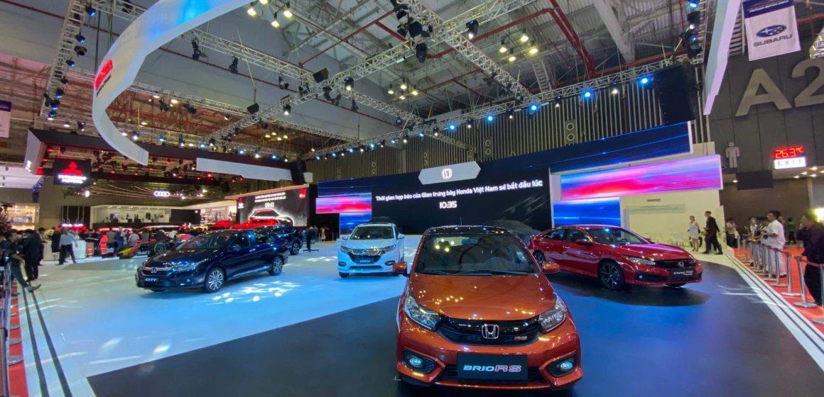Honda Việt Nam công bố Kết quả hoạt động kinh doanh tháng 12/2019 và cả năm 2019.