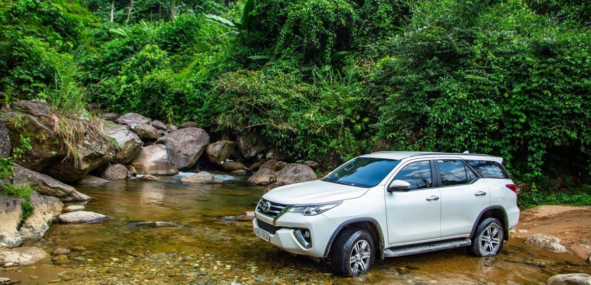 Sắm xe Toyota – Rinh lộc về nhà.