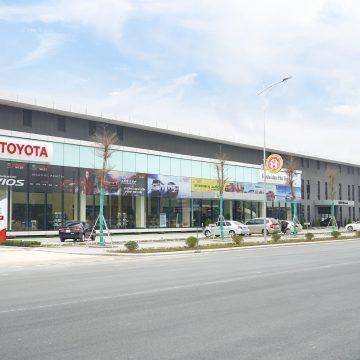 Toyota Việt Nam ra mắt đại lý mới tại Phú Thọ.