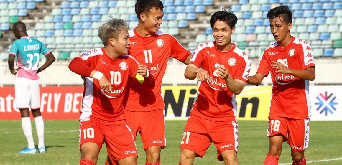 Khởi động vòng bảng Cúp AFC (AFC CUP) 2020.