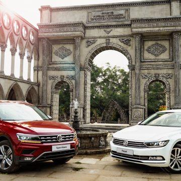 Tặng phí trước bạ khi mua xe Volkswagen