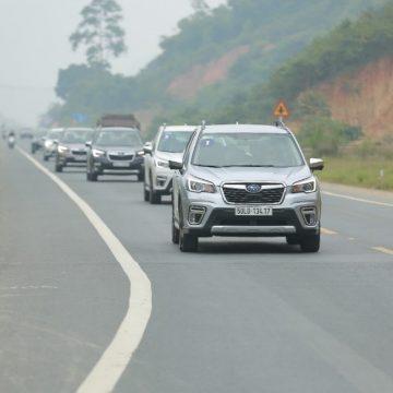 Subaru tung siêu ưu đãi kỉ niệm 10 năm hành trình chinh phục thị trường Việt Nam.