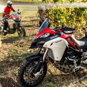 Ducati Multistrada 1260 Enduro 2019 nguyên bản độc nhất Việt Nam
