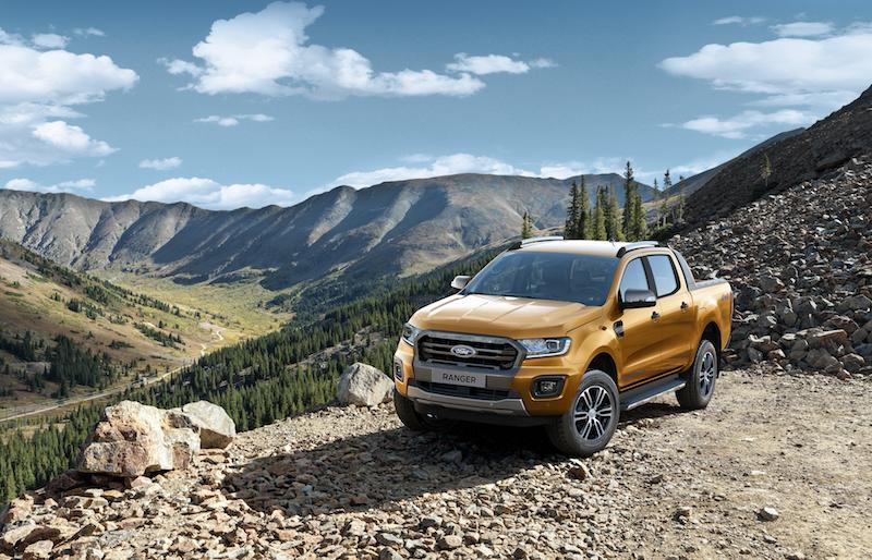 Ford Việt Nam cập nhật Ranger và Everest mới, giới thiệu Ranger Limited.