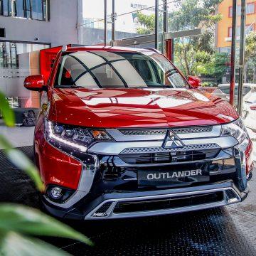 Mitsubishi Motors Việt Nam giới thiệu: Mitsubishi Outlander 2020 – vững thành công, trọn yêu thương.