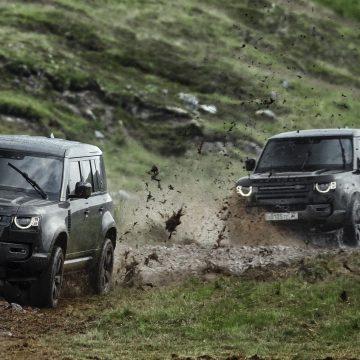 Land Rover Defender mới góp mặt trong phần mới nhất của series phim Điệp viên 007