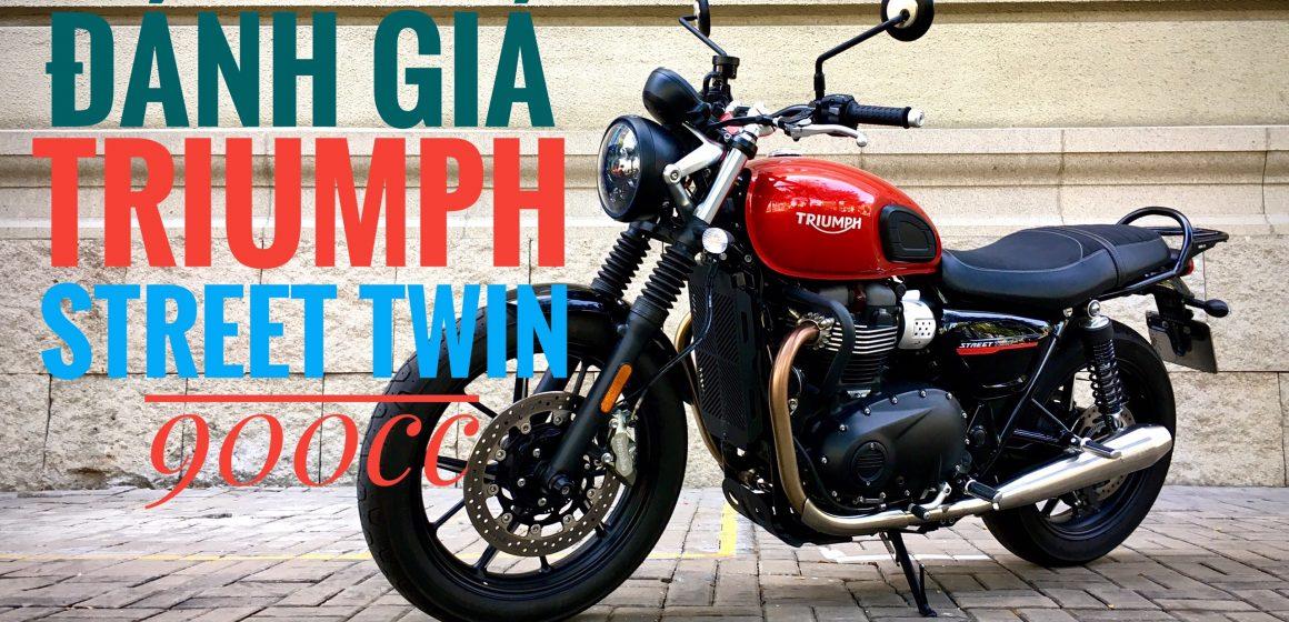 Với giá bán 378 triệu đồng, Triumph Street Twin 900 có gì đặc biệt?