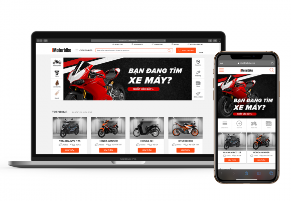 iMotorbike đã vào Việt Nam, tặng tất cả doanh nghiệp gói kinh doanh trị giá 500 triệu đồng