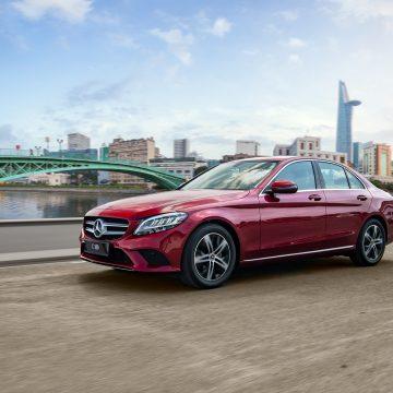 Với mức giá 1,399 tỷ đồng Mercedes-Benz C 180 có gì đặc biệt?