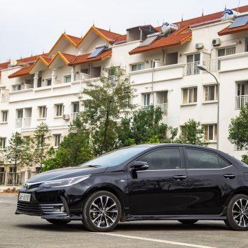 Món quà may mắn từ Toyota trong tháng 3 nhân dịp 25 năm thành lập